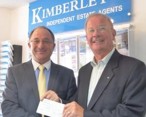 Steve Kimberley and Rod
